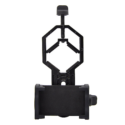 Cellphone Adapter Mount for Rifle Scope Camera Binocular Telescope Microscope