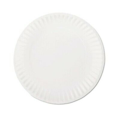SafePro 9-Inch Coated Paper Plates, 1000-Piece Case