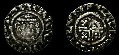 King Richard I (1189-1199) - Hammered, Short Cross English Penny
