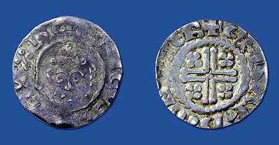 King Henry II (1154-1189) - Hammered, Short Cross English Penny