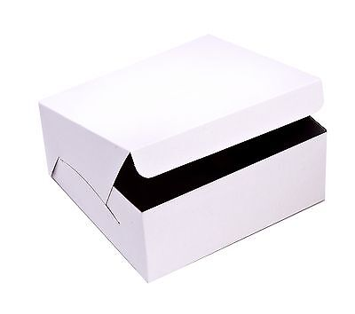 SafePro 16x16x5-Inch Cake Boxes, 50-Piece Case
