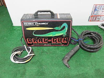 Thermal Dynamics Plasma Cutter Drag Gun PCH-10 MFR 294/00