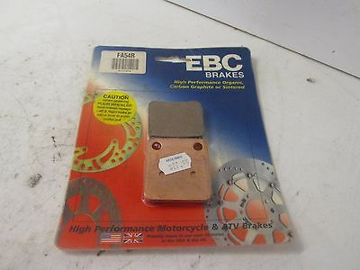 EBC R Series Long Life Sintered Brake Pads One Pair FA84R