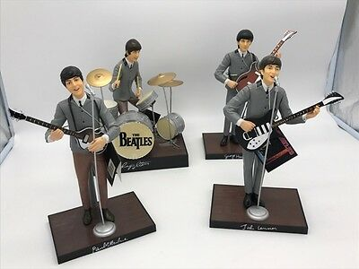 "1991 Apple Corps Limited ""The Beatles"" figurines (S09060825)"