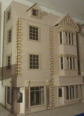 Dolls House 1 /12 Scale  Chesham Double shop    KIT   12DHD1701