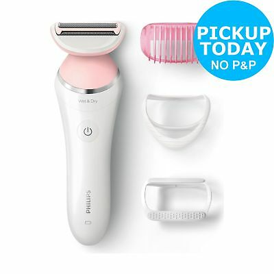Philips BRL140 SatinShave Advanced Wet and Dry Lady Shaver -From Argos on ebay