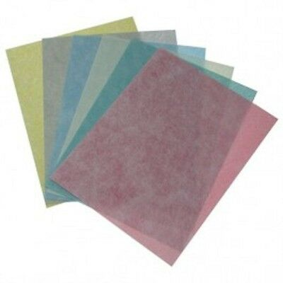 6x Mixed Grit 400-8000 3M™ Wetordry™ Polishing Paper PMC Art Clay Silversmithing