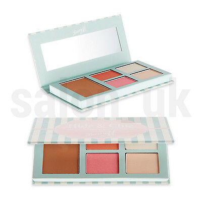 Barry M Hide and Chic Palette Brand New & Free U.K P&P - Official Stockist
