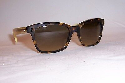 a650f6dd753fe New Fendi Sunglasses Ff 0086 S Hjv-Ed Brown Havana Brown Authentic 086
