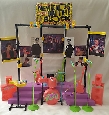 Official New Kids On The Block Concert Stage
