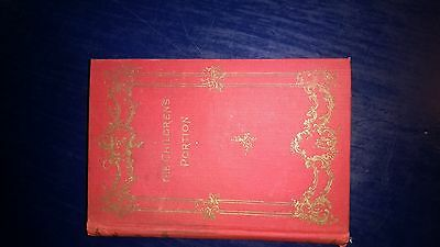 Children's Portion by Shoppell 1895 Rare Antique 1st Edition!