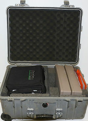 Anritsu S331E SiteMaster Cable/Antenna Analyzer w/GPS (Option 31) OSLNF50-1