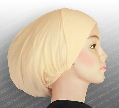Bandana Snood Chemo Hat Cap Head Scarf #5 Buttercup Wrap Cotton Ships from USA