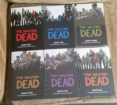 The Walking Dead Compendium HC Graphic Novels