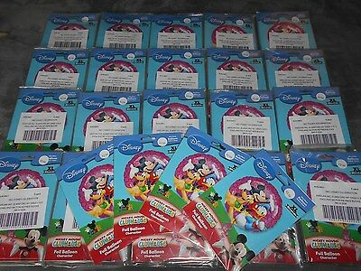 "100 x 18 "" KIDS Helium Foil Balloons MICKEY MOUSE Wholesale Job Lot clearance"