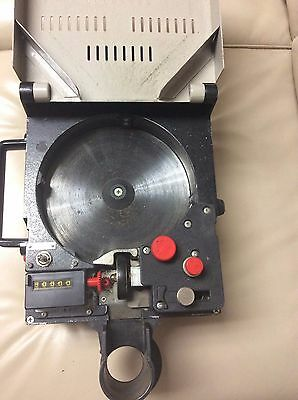 Vintage PSI Coin Counter Machine