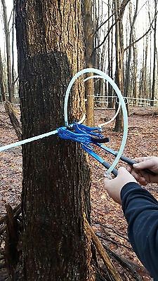 """5/16"""" Double Hand Cut-in Sap line pliers tool tubing syrup maple"""