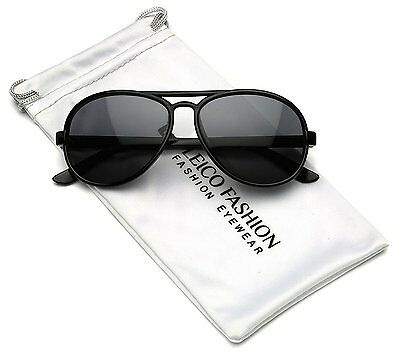 Cool Kids Aviator UV400 Sunglasses for Babies and Toddlers age 0 to 4 Black, 47