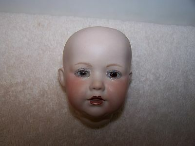 Vintage Antique Reproduction J.D.K 237 / 10 Hilda 1914 Doll Head
