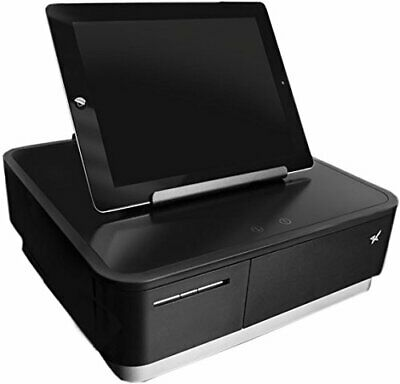 Star Micronics 39650211 Pop10 Blk Us Mpop Printer And Term Cash Drawer Univ