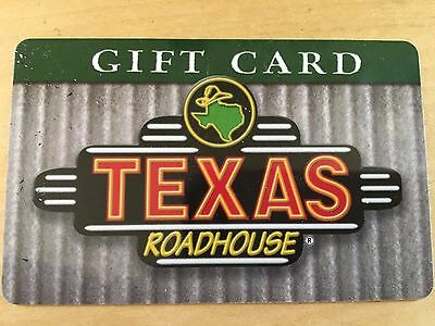 $35 Texas Roadhouse gift card - free shipping