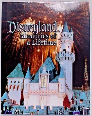 Disneyland - Memories of a Lifetime...First Edition Book, Text by Tim O'Day