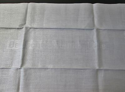 Antique DEUTSCH ATLANTIK LINE Nubby Linen Bath Towel Great Condition!