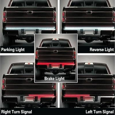 For Ford F-150 F150 2007-2017' LED Tailgate Strip Bar Truck Backup Signal Light