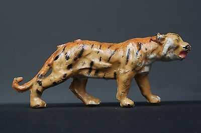 CHARBENS - HOLLOWCAST LEAD ZOO ANIMALS - OVERSIZED TIGER - Magnificent Beast..!