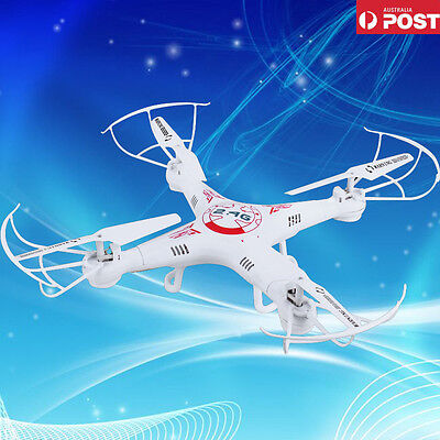 360° X5C Explorers 2.4Ghz 4CH 6-Axis Gyro RC Quadcopter with HD Camera RTF EASY