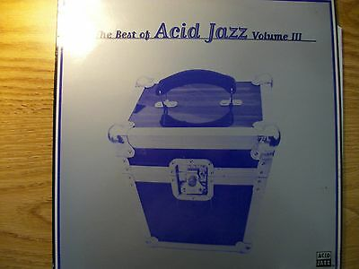 "Acid Jazz - ""The Best of Volume 3"" - Vinyl - ACID JAZZ LABEL"