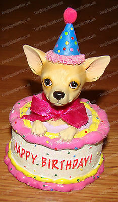 Happy Birthday Pup (2008, Aye Chihuahua by Westland, 13326) Party , Cake