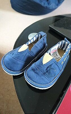 size 3 12-16 months NEXT baby boy shoes