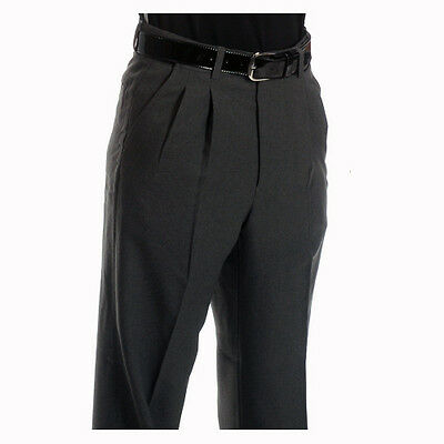 Smitty Charcoal Charcoal Grey Poly/Wool Base OR Plate Pants.  Closeout Sale!