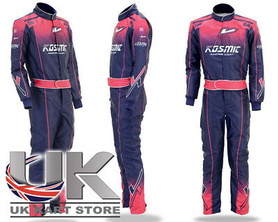 Kosmic Kart OMP Racing Suit Size 150cm Kids UK KART STORE
