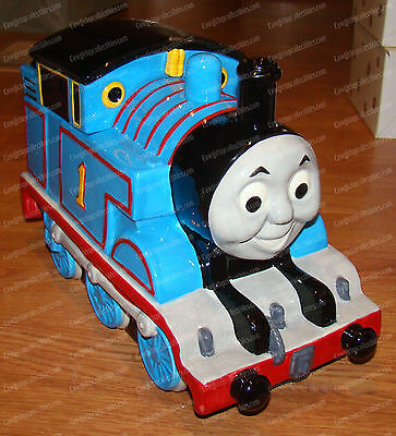 Thomas and Friends TAKE A TREAT Cookie Jar (by Westland Giftware, 11681)