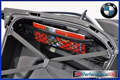Cargo net for side case for BMW R1200RT LC