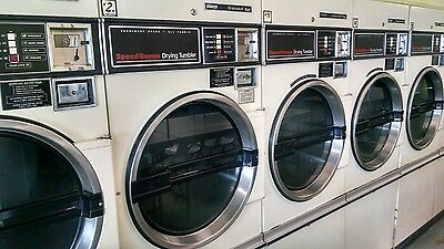 used Speed Queen Commercial Dryers