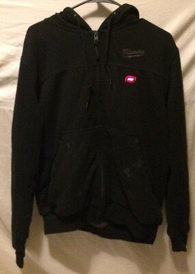 Milwaukee Heated Gear Hoodie Sweater M M12 With Battery And Charger Construction