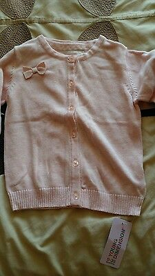 girls cardigan 2-3