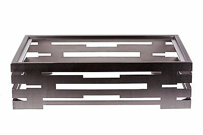 PrestoWare PWBWP-GN1-1S, Buffet Riser for Full Size Warming Plate, Stainless Ste