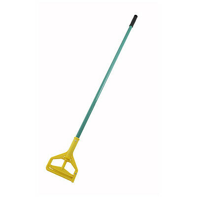 Winco MOPH-7P, 60-Inch Metal Mop Handle with Plastic Side Release