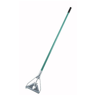 Winco MOPH-7M, 60-Inch Quick-Change Metal Mop Handle with Metal Head