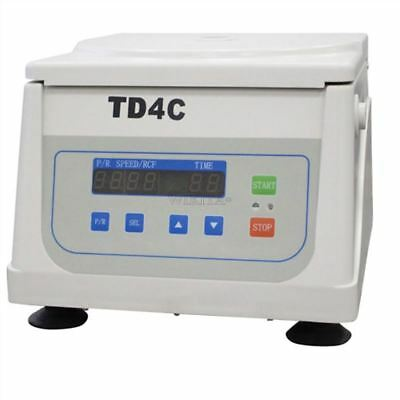 Centrifuge Lab Blood Centrifuge Low Speed New Td4c 1Pc Prp Medical Beauty 8*15 H