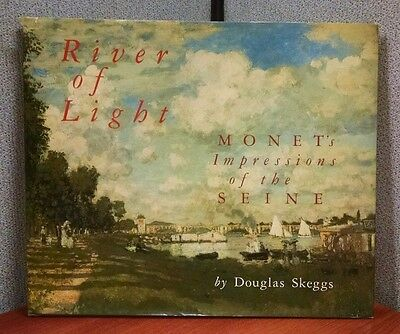 River of Light Monet's Impression of the Seine + 4 Informative Painting Cards