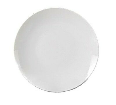 "Yanco PA-711, 11"" Paris Coupe China Plate, 24-Piece Case"
