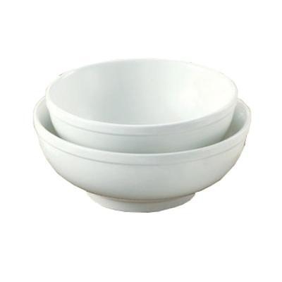 "Yanco PS-7-M, 25 Oz 7-1/2"" White China Round Piscataway Menudo Bowl, 2 Dz/"
