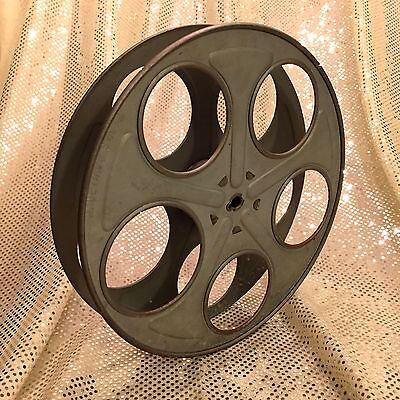 Goldberg Film Reel • One Genuine Ten Inch Diameter 1000 ft. 35mm Film Reel •