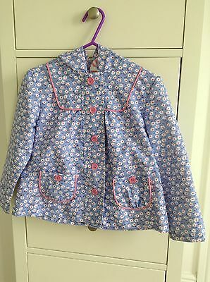 Girls Floral Lightweight Jacket - 18-24 months