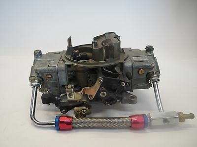 Holley Carb List # 4779-3 750 Cfm Double Pumper 4 Corner
